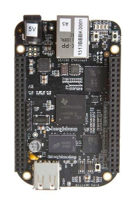 Photo of Beagleboard Black unit