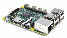 Photo of Raspberry Pi Unit
